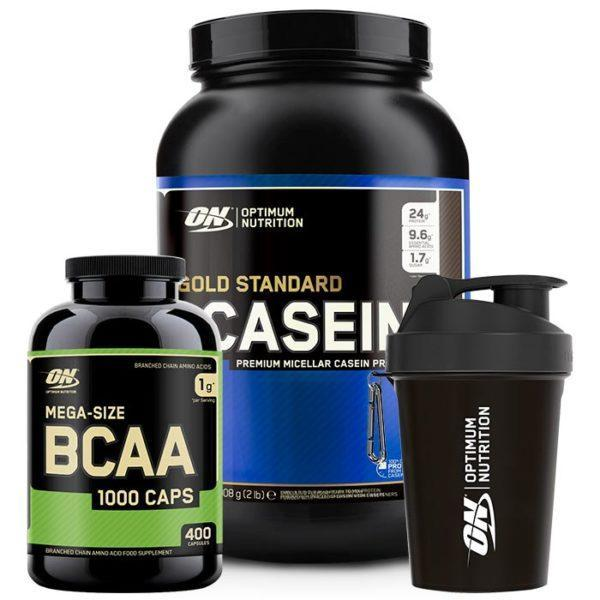 Optimum Nutrition Gold Standard 100% Casein | 907g | Cookies & Cream | Protein Powder | Digests Slowly To Enhance Muscle Building Up to 12 Hours