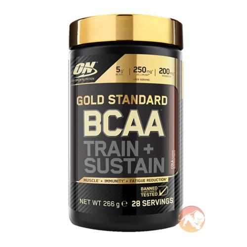 Optimum Nutrition Gold Standard BCAA | 28 Servings | Strawberry Kiwi | Amino Drink | BCAA & Essential Amino Acids | 5g Of BCAA's Promote Recovery