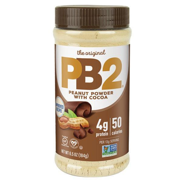 PB2 Foods Pb2 Chocolate Powdered Peanut Butter | 184g | Chocolate Peanut Butter | Low Fat | Vegan Protein Powder | Nutritious Alternative To Regular