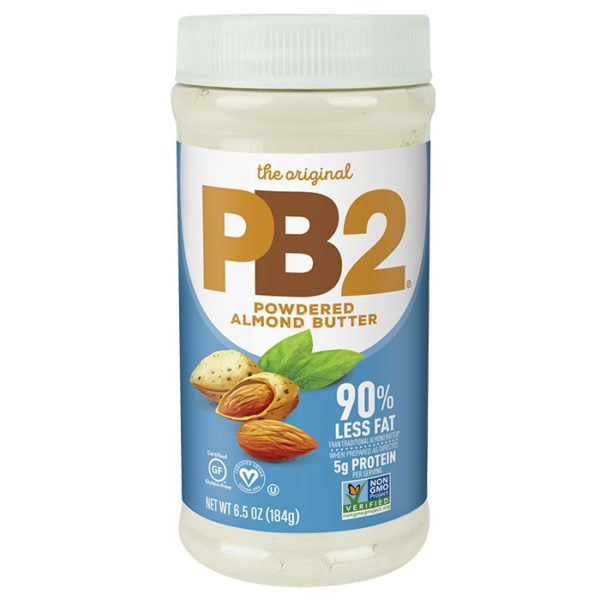 PB2 Foods Pb2 Powdered Almond Butter | 184g | Nut Butter | Nut Butters & Spreads | Made With The Best Tasting Premium Almonds
