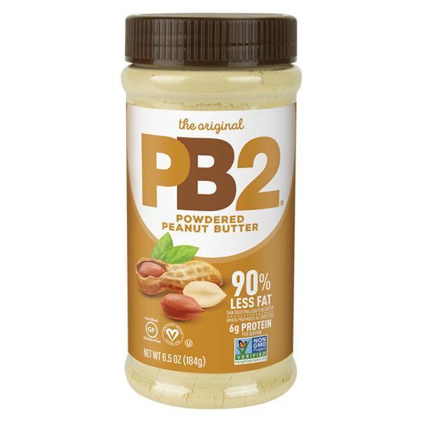 PB2 Foods Pb2 Powdered Peanut Butter | 184g | 90% Less Fat | Vegan Protein Powder | Nutritious Alternative To Regular Peanut Butter
