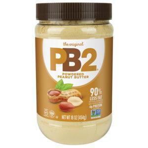 PB2 Foods Pb2 Powdered Peanut Butter | 454g | 90% Less Fat | Vegan Protein Powder | Nutritious Alternative To Regular Peanut Butter