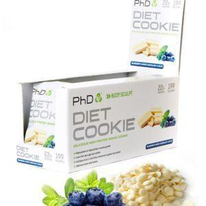 PhD Nutrition Diet Cookie