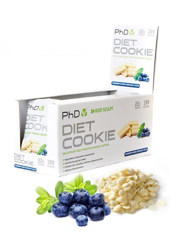 PhD Nutrition Diet Cookie