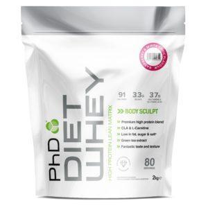 PhD Nutrition Diet Whey 2kg