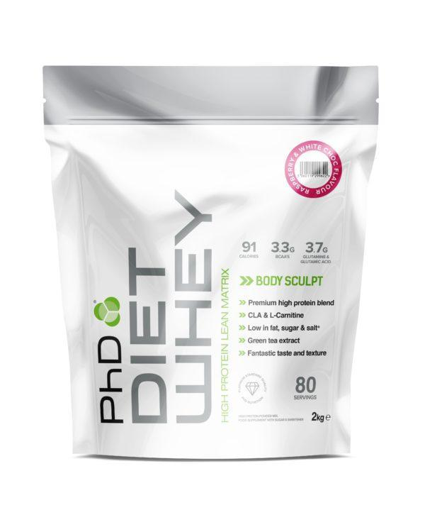 PhD Nutrition Diet Whey 2kg