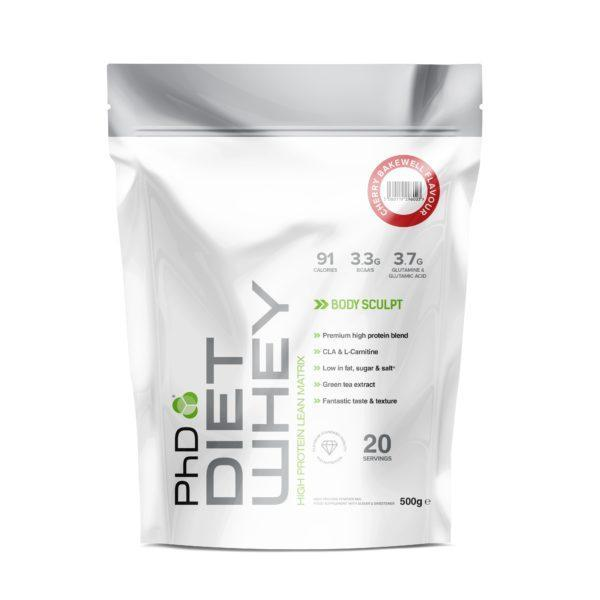 PhD Nutrition Diet Whey 500g