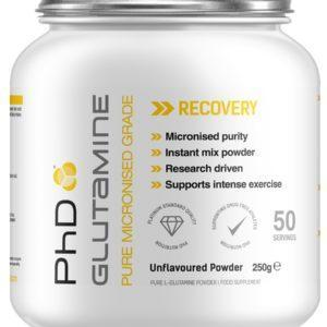 PhD Nutrition Glutamine 250g