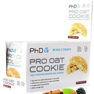 PhD Nutrition Pro Oat Cookie 12 x 75g