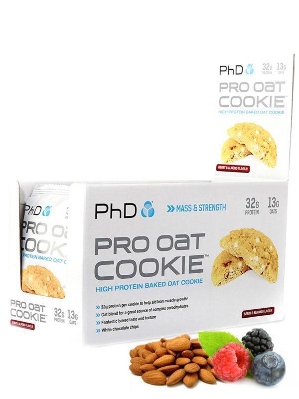 PhD Nutrition Pro Oat Cookie