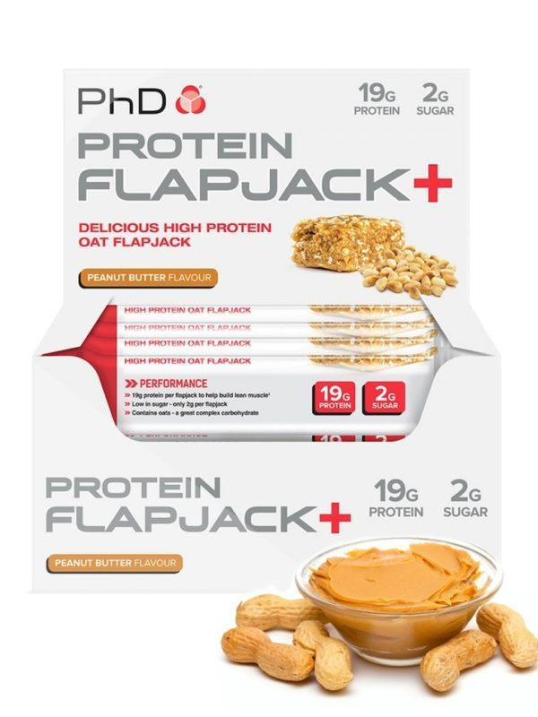 PhD Nutrition Protein Flapjack+