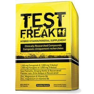Pharma Freak Test Freak 120 Caps