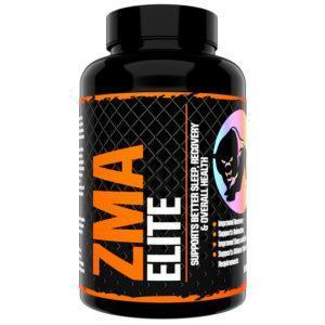 Predator Nutrition Zma Elite | 90 Capsules | Zinc & Magnesium Supplement | T Boosters | Uses The Original Zma Formula