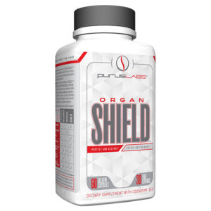 Purus Labs Organ Shield | 60 Capsules | Cycle Support | Complete Organ Support