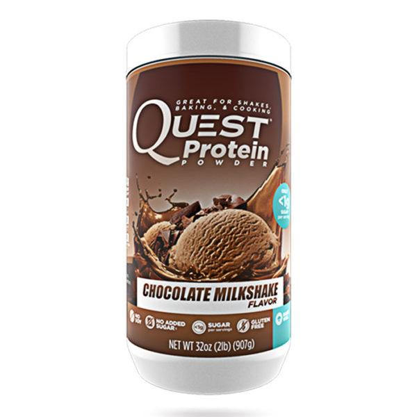 Quest Nutrition Quest Protein Powder | 726g | Chocolate Milkshake | High Quality Protein Including Whey Isolate, Micellar Casein & Milk Isolate