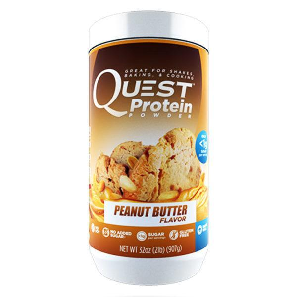Quest Nutrition Quest Protein Powder | 726g | Peanut Butter | High Quality Protein Including Whey Isolate, Micellar Casein & Milk Isolate
