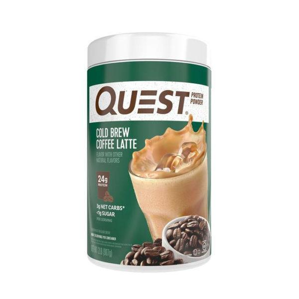 Quest Nutrition Quest Protein Powder | 726g | Salted Caramel | High Quality Protein Including Whey Isolate, Micellar Casein & Milk Isolate