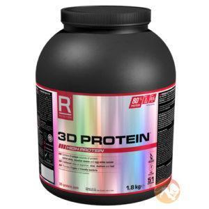 Reflex 3D Protein + | 1800g | Chocolate Perfection | Open Label Blend Of 3 Premium Proteins
