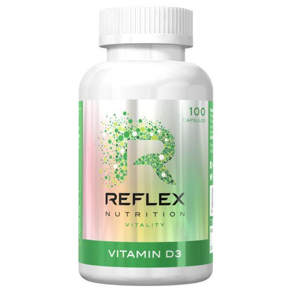 Reflex Nutrition Vitamin D3