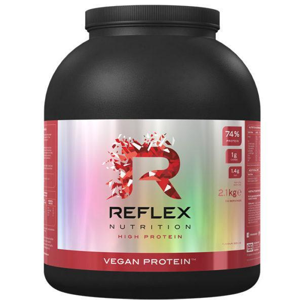 Reflex Vegan Protein | 2.1kg | Chocolate | Vegan Protein Powder | Suitable For Vegans