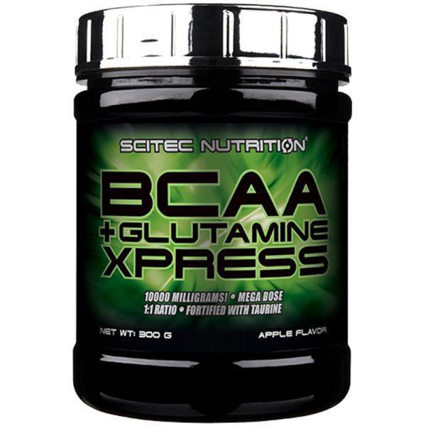 SciTec Nutrition BCAA+ Glutamine Express