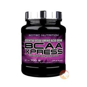 Scitec Nutrition BCAA Xpress | 700g | Melon | Recovery Aid | BCAA & Essential Amino Acids | 5000mg BCAA Per Serving