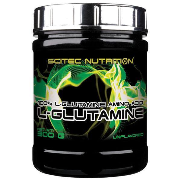 Scitec Nutrition L-glutamine | 300g | Amino Acid | Glutamine Supplements | 6g Of Pure L-Glutamine Per Serving