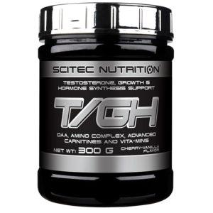 Scitec Nutrition T/Gh T Gh Booster | 30 Servings | Cherry Vanilla | T Boosters | Contains D-Aspartic Acid For An Optimal Natural T Function