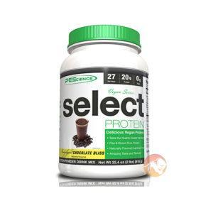 Select Protein Vegan Series 27 Servings Cinnamon Delight