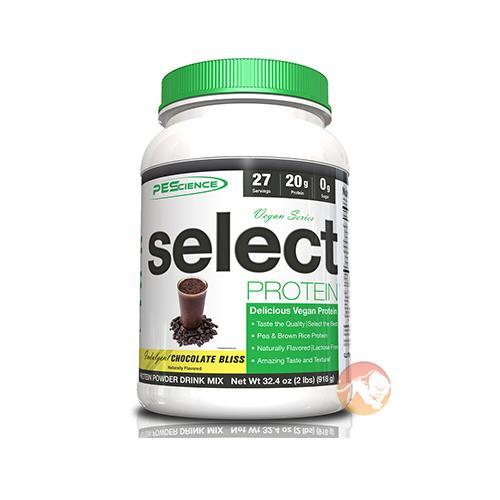 Select Protein Vegan Series 27 Servings Cinnamon Delight