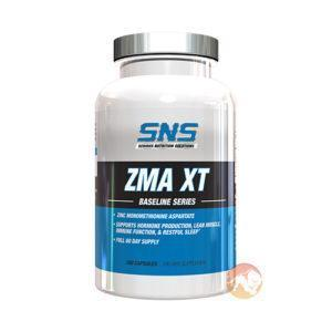 Serious Nutrition Solutions Zma-XT | 180 Capsules | Vitamin & Mineral Supplement | T Boosters | Supports Optimal T Levels