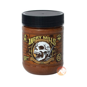 Sinister Labs Non-Caffeinated Protein Almond Nut Butter Spread | 340g | Chocolate Chaos