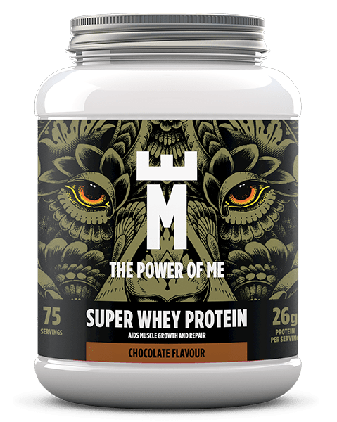 The Power Of Me Super Whey Protein