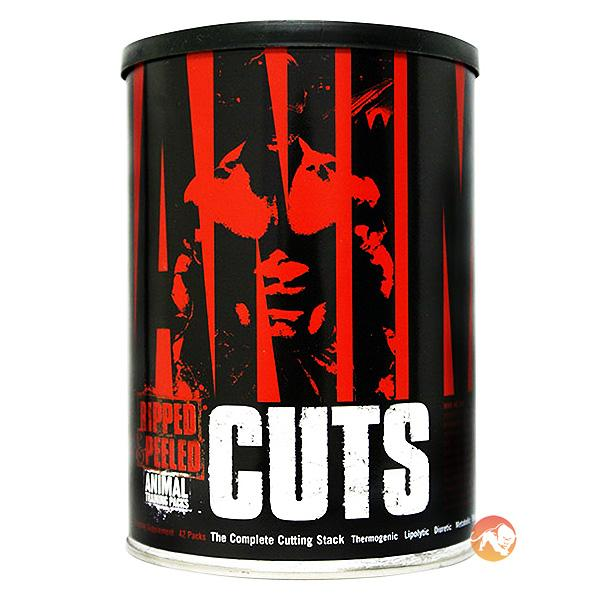 Universal Animal Cuts | 42 Paks | Fat Burners | Animal Cuts' Most Hardcore Fat Burning Formula Available