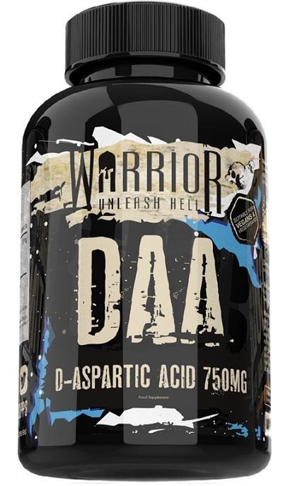Warrior DAA 120 Caps