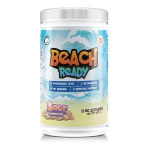 Yummy Sports Beach Ready | 30 Servings | Sour Grape | Fat Burner | Fat Burners | Improves Your Metabolism