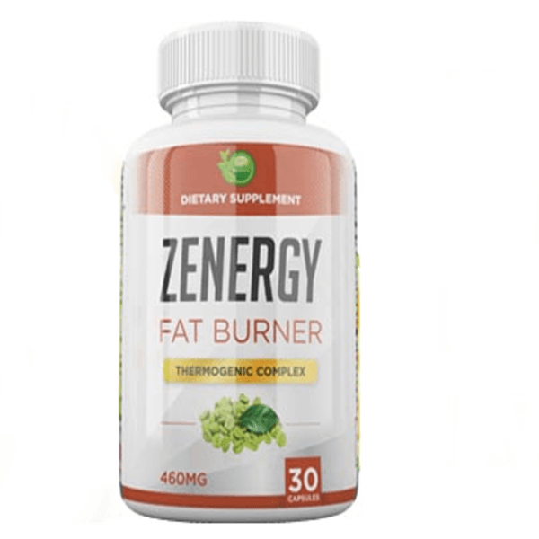 Zenergy Fat Burner | 30 Capsules | Thermogenic Complex | Fat Burners | Helps To Curb Your Appetite