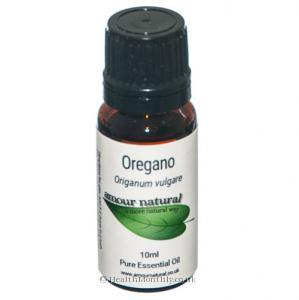 Amour Natural Oregano Pure Essential Oil (10ml)