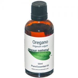 Amour Natural Oregano Pure Essential Oil (50ml)