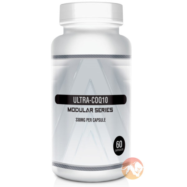 Antaeus labs Ultra-Coq10 | 60 Capsules | Antioxidant & Immune Support Supplements | Improvements In Overall Health
