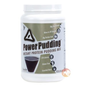 Body Nutrition Power Pudding | 1250g | Chocolate | Magic Pudding | 28g Protein | Protein Desserts & Cooking Mixes | The Best Tasting Protein Dessert