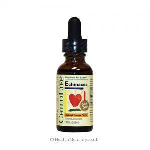 Childlife Echinacea (Natural Orange Flavour, 29.6ml)