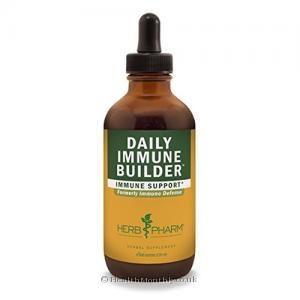 Herb Pharm Daily Immune Builder (120ml)