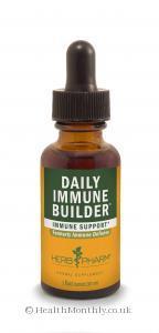 Herb Pharm Daily Immune Builder (30ml)