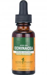 Herb Pharm Echinacea Liquid Extract (Whole Root, 29.6ml)