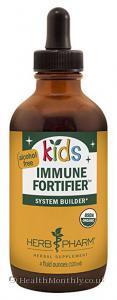 Herb Pharm Kids Immune Fortifier (120ml)