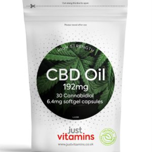 High Strength CBD Oil 4