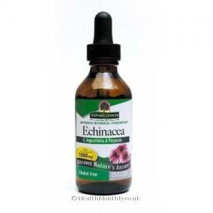 Nature's Answer Echinacea Extract (Alcohol Free, 30ml)
