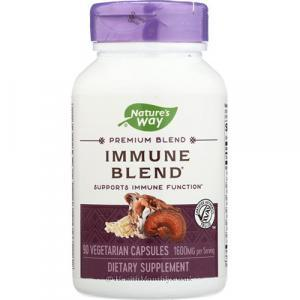 Nature's Way Immune Blend (90 Vegetarian Capsules)