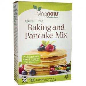 Now Foods Baking and Pancake Mix (482g)